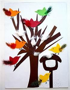 Vögel Im Winter Kindergarten : winterbasteleien meine enkel und ich ~ Whattoseeinmadrid.com Haus und Dekorationen