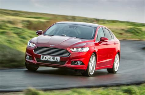 Ford Mondeo Review (2017)