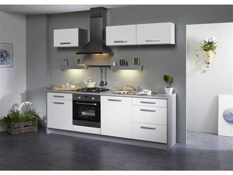 meuble blanc cuisine meuble cuisine