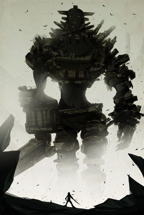 25 Best Ideas About Shadow Of The Colossus On Pinterest