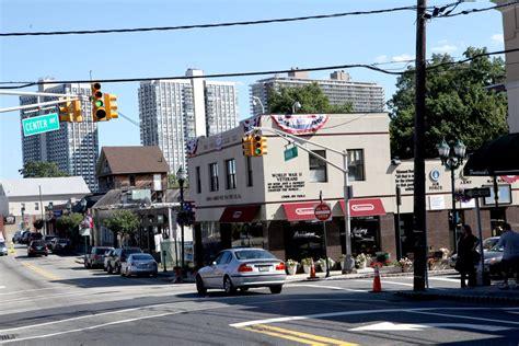 fort lee njliving  close   york city