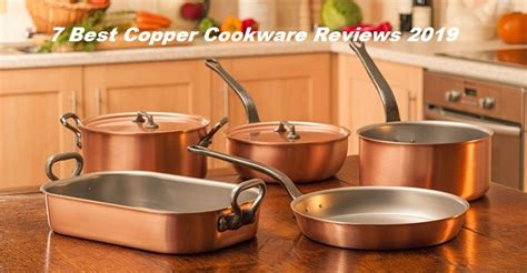 top   copper cookware sets  reviews guide
