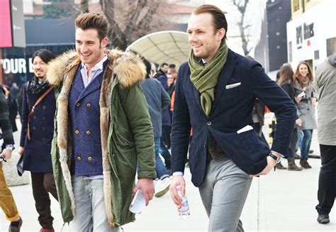 Parka The Winter Coat All Men Should Wear Fashion