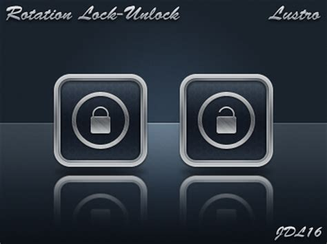 how to unlock screen rotation on iphone rotation lock unlock for iphone 4 by jdl16 on deviantart