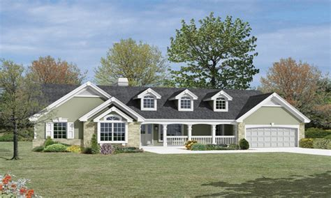 Design Your Own Ranch Style Home by House Porch Designs Country Ranch Style House Plans Large