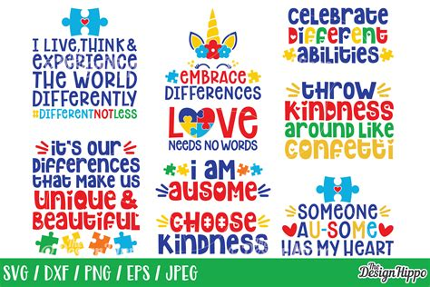 It should be everything you need for your next project. Autism SVG Bundle, 30 Designs, DXF PNG Cricut Cutting Files
