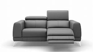 2 Sitzer Sofa Günstig : designer couch marino sofa mit relaxfunktion sofanella ~ Frokenaadalensverden.com Haus und Dekorationen