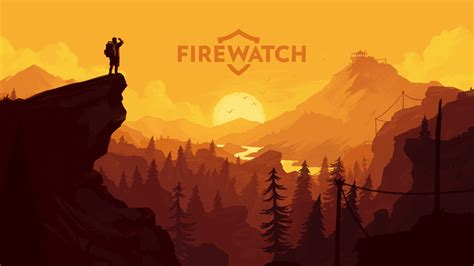 firewatch review  literally  walk   park