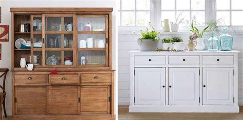 meuble rangement cuisine but buffet de cuisine ou vaisselier comment choisir