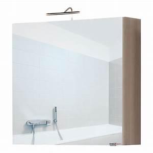 Bad Spiegelschrank Mit Beleuchtung : bad spiegelschrank madley esche dekor mit beleuchtung ~ Bigdaddyawards.com Haus und Dekorationen