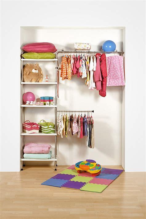 {nursery Closet Organization} Easy Diy Baby Closet