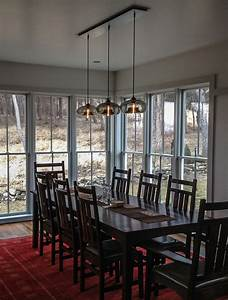 Dining room pendant lights baby exit
