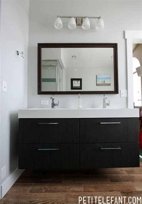 ikea hemnes bathroom vanity hack image gallery ikea bathroom remodel