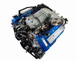 Ford Racing 5.4L Mustang SVT SUPERCHARGED Engine - frpp-m-6007-m54 - Crate Engines - Last Call ...