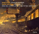 JONGEN & SAINT-SAËNS Orchestral Works with Organ Cypres ...
