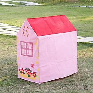 Spielzelt Für Kinder : excelvan kinderzelt spielzelt kinderspielzelt zimmerzelt ~ Whattoseeinmadrid.com Haus und Dekorationen