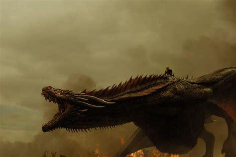 game  thrones season   dragon battle