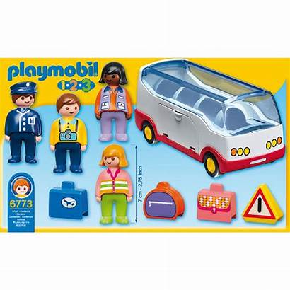 Playmobil Bus Airport Shuttle