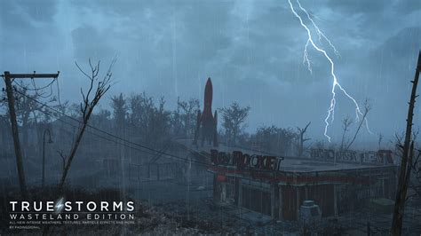 mods  push fallout  post apocalyptic visuals