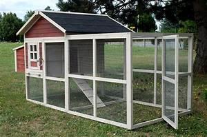 Plan Poulailler 5 Poules : taille d 39 un poulailler pour 8 poules poulailler ~ Premium-room.com Idées de Décoration