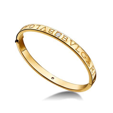 bulgari bvlgari bvlgari bracciale oro giallo diamanti br857062