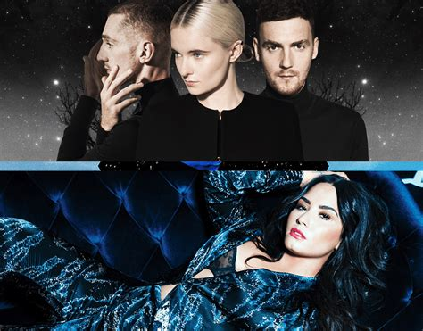 Clean Bandit & Demi Lovato Find Independence Through