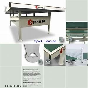 Farbe Gegen Feuchtigkeit : sponeta s 6 66 e outdoor tischtennisplatte gr n sport klaus ~ Sanjose-hotels-ca.com Haus und Dekorationen
