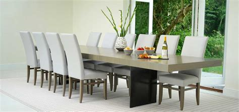 Dining Room Awesome Big Dining Room Tables Contemporary