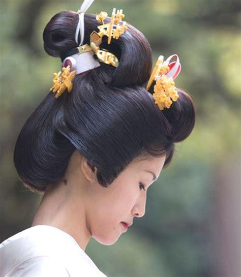 japanese bunkin takashimada samurai bride style