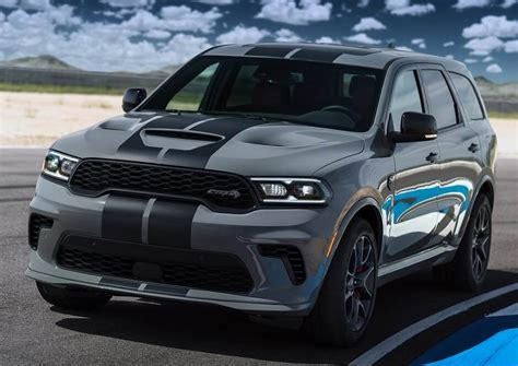 Explore the 2021 dodge durango srt® models: Price Of The 2021 Dodge Durango SRT Hellcat Leaked Online ...