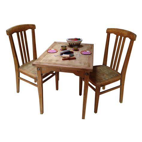 table et chaises cuisine ensemble chaise et table de cuisine mobilier sur