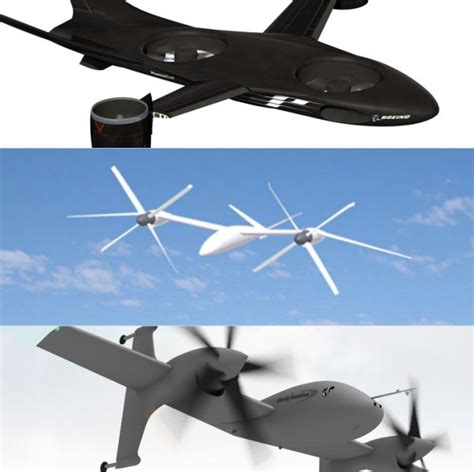 Uu Military Concepts That Can Fly