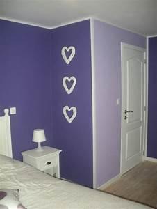 chambre mauve et blanc photo 5 8 3512768 With chambre mauve et blanc