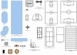 Gym And Spa Area Plans