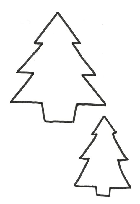 pinos de navidad  colorear descargar  imprimir