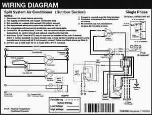 Air Conditioner Low Voltage Wiring Diagram