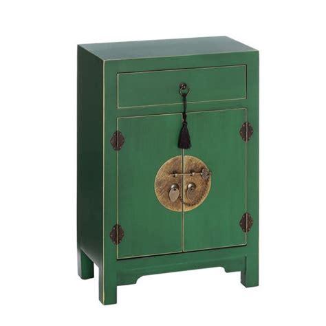 comodini cinesi comodino orientale cinese verde mobili etnici cinesi
