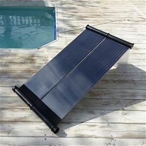 chauffage solaire optima pour piscine hors sol With chauffage solaire pour piscine enterree