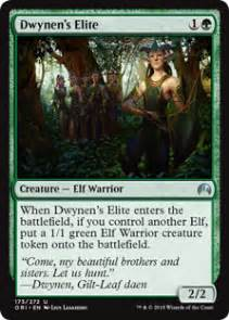 budget elves magic the gathering