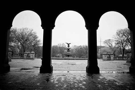 york city black  white photography