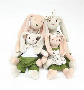 INSTANT DOWNLOAD Bunny Family PDF Pattern and Sewing ...