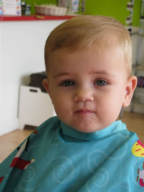 Hairstyles For Baby Boys With Hair by Baby Boy Haircut Haircuts For Baby Haircut