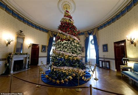 michelle obama unveils record breaking white house