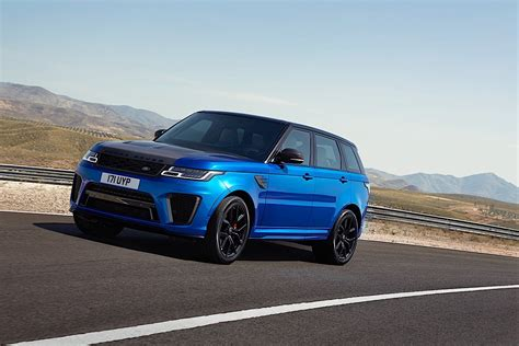 Land Rover Range Rover Sport Svr Specs & Photos