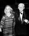 Actress Brigitte Bardot and her Father Louis Bardot ...