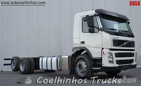 volvo fm  chassis cab trucks price  year