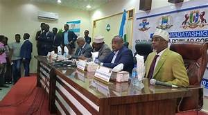 Somalia MPs approve law allowing a foreigner to lead ...