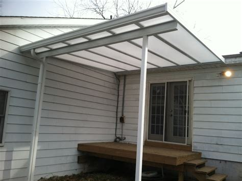 patio covers white translucent panels
