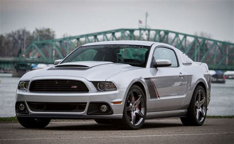 2013 Stage 3 Roush Mustang gets more horsepower | Carguideblog