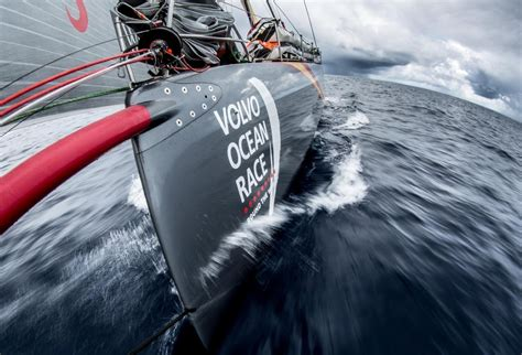 volvo ocean race  canadian ocean racing